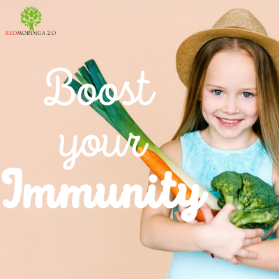 Food supplement boost immunity system